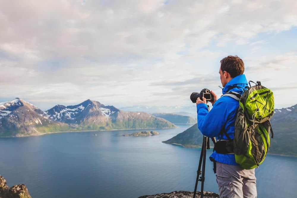 trabajar como fotografo viajando