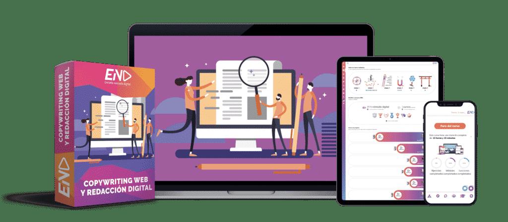 curso copywriting web y redacción digital - Escuela Nómada Digital