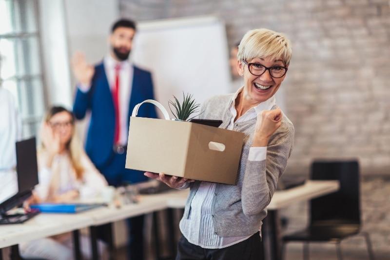 Cómo dejar tu empleo