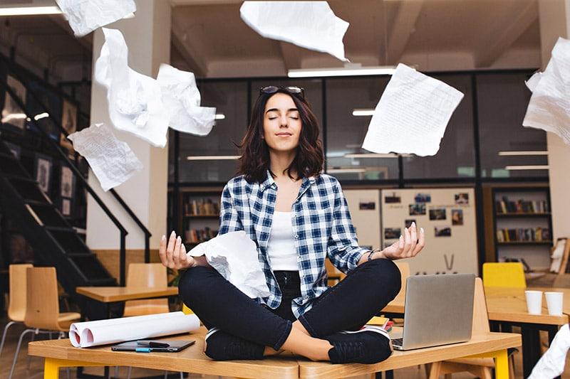 como evitar el estrés en tu vida