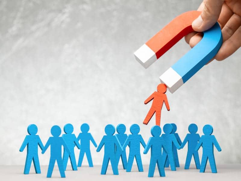 El Lead magnet te ayudará a captar contactos para tus campañas de email marketing.