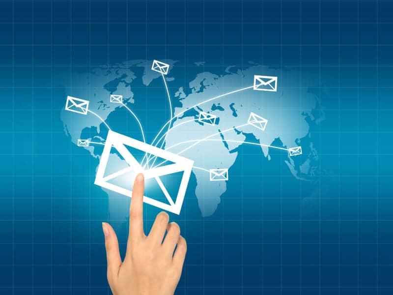 Hacer email marketing es directo, rápido y personalizable.