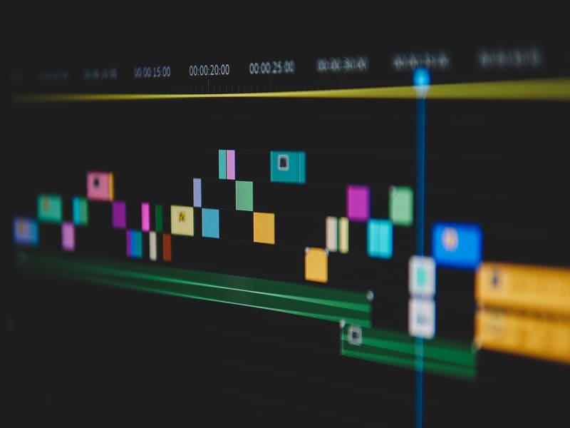 Editando el audio para hacer un podcast