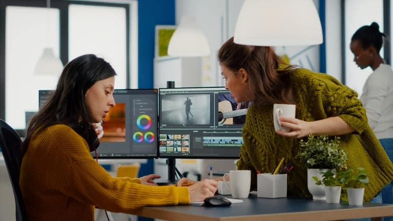 Desarrolla tu empatía para desempeñar mejor tu labor como editor de vídeo.