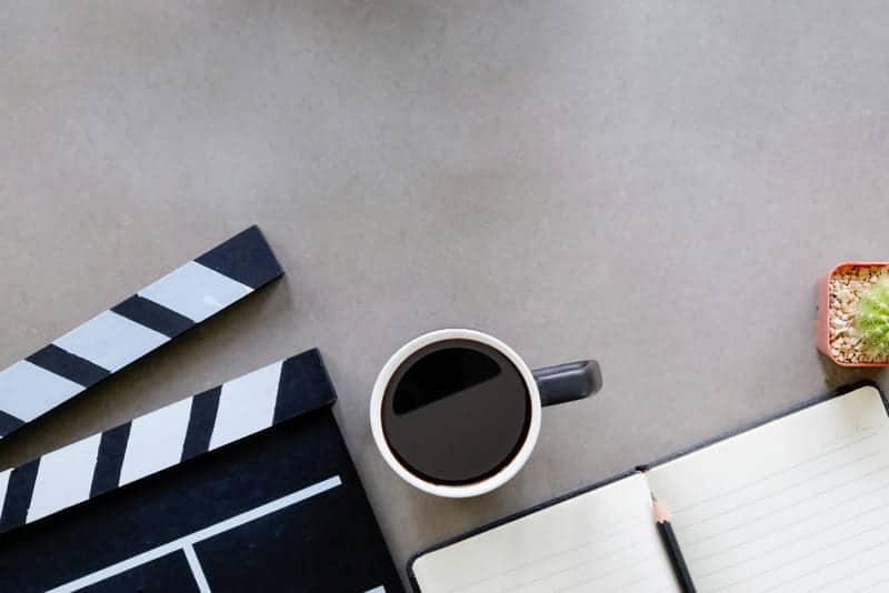 Convertirte en Video Maker implicará en algunos casos elaborar el guion de los vídeos.
