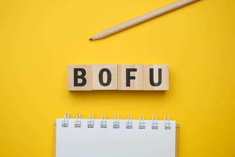 Etapas del proceso de ventas, tofu, mofu y bofu.